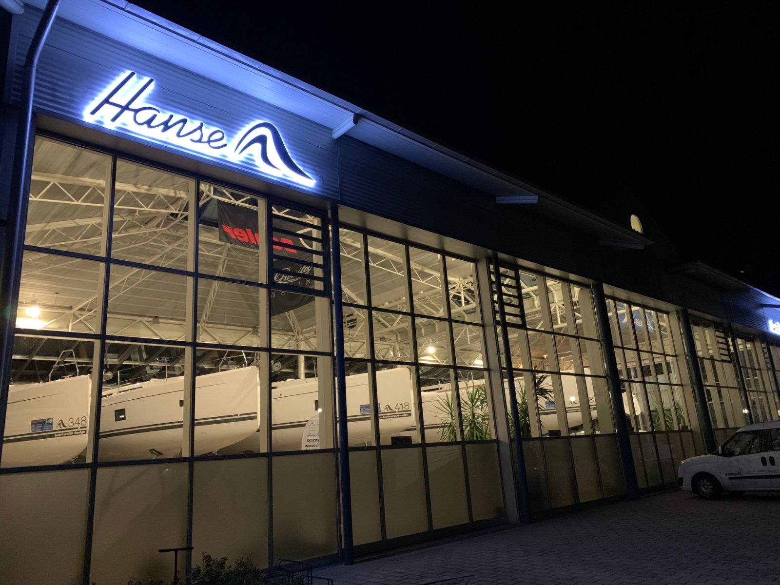 HVG Showroom in Bernau am Chiemsee